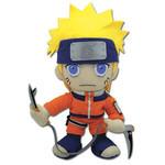 NARUTO - Naruto Uzumaki Plush (Kusari-Gama Version)