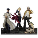 FULLMETAL ALCHEMIST - Miniature Figure Set (Trading Arts Vol 1)