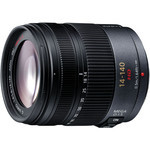 Panasonic - H-VS014140 LUMIX G VARIO HD 14-140mm / F4.0-5.8 ASPH. / MEGA O.I.S. Lens (For LUMIX DMC-G1 and DMC-GH1)