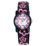 CITIZEN Q&Q - Hello Kitty Watch - VQ63-031 (Black)