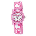 CITIZEN Q&Q - Hello Kitty Watch - VQ63-033 (Pink)