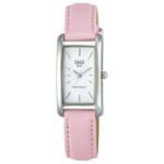Citizen Q&Q - Pastel Color Square Fashion Watch 6509-321 (Pink)