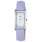 Citizen Q&Q - Pastel Color Square Fashion Watch 6509-331 (Purple)