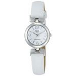 Citizen Q&Q - Pastel Color Ladies' Fashion Watch 6481-304 (White)