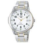 Citizen Q&Q - Perpetual Calendar Watch HD00-204 (White)