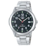 Citizen Q&Q - Perpetual Calendar Watch HD02-205 (Black)