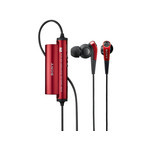 Sony MDR-NC33 Noise Canceling Earbuds (Red)