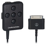 Audio-Technica AT-PHA30i Portable iPod Amplifier (Black)