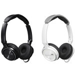JVC HP-S560-B Portable Headphones (Black)