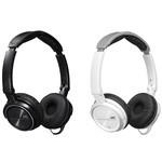 JVC HP-S560-W Portable Headphones (White)
