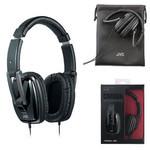 JVC HA-S800 DJ Style Carbon Housing Headphones