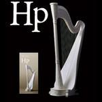 HANDSON Harp Paper Craft Kit (PePaKuRa)