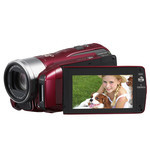 Canon High Definition Camcorder VIXIA HF M31/iVIS HF M31 (Red)
