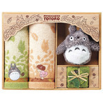 My Neighbor Totoro - Towel & Plush Gift Set