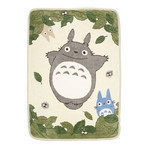 My Neighbor Totoro - Blanket  (Oak Leaves)