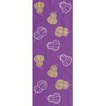 Pumpkin - Mini Tenugui (Japanese Multipurpose Hand Towel)