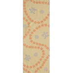 Honu - Mini Tenugui (Japanese Multipurpose Hand Towel) - Yellow