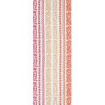 Ukulele - Mini Tenugui (Japanese Multipurpose Hand Towel) - Red