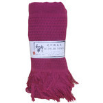 All Season Binchotan Scarf  - Crimson