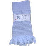 All Season Binchotan Scarf  - Aqua