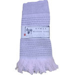 All Season Binchotan Scarf  - Light Blue