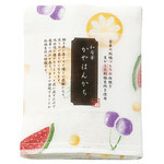 Kaya (Net Fabric) Handkerchief  - Fruits