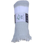 Naturally Dyed Cotton Scarf  - Light Green