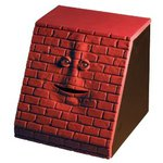 BANPRESTO 凸凹WORKS Extra Creepy Face Bank (Brick)