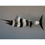 MOBIO Swordfish Hanging Mobile (Black/Gray)
