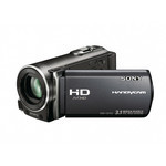 Sony HDR-CX150E(JE) High Definition Internal Memory Camcorder (Black)
