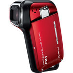 Sanyo Xacti VPC-CA9 High Def Dual Camera (Red)