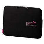 ELECOM Hello Kitty Laptop Inner Bag (Black)
