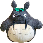 O-Totoro Plush Dark Gray (XXL)