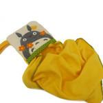 O-Totoro Baby Blanket