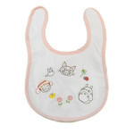 Baby bib Together with Mei, Totoro and Cat bus