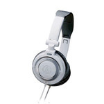 Audio-Technica - ATH-SJ55 DJ Monitors (WH)