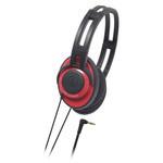 Audio-Technica - ATH-XS5 X-Street Style Headphones (RD)
