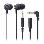 Audio-Technica - ATH-CKM33 Earbuds (BK)