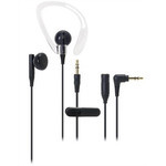Audio-Technica - ATH-CP200 2-Way Sport Earphones (BK)