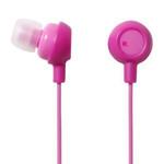 ELECOM Canal-Type Earphones EHP-IN10PND (Deep Pink)