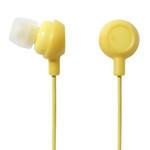 ELECOM Canal-Type Earphones EHP-IN10YL (Yellow)