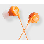 ELECOM Canal-Type Earphones EHP-IN20DR (Orange)