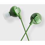 ELECOM Canal-Type Earphones EHP-IN20GN (Green)