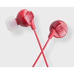 ELECOM Canal-Type Earphones EHP-IN20RD (Red)