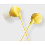 ELECOM Canal-Type Earphones EHP-IN20YL (Yellow)