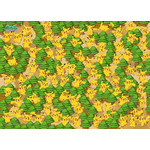 Pokemon - Pikachu's Forest 300 Large Piece Jigsaw Puzzle