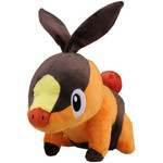 Pokemon - Talking Tepig Plush