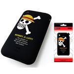 iPhone 3G/3GS Case - One Piece Monkey D. Luffy