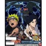 Naruto Shippuden Card Battle DataCarddass 4 Pocket Album (16pages) Bandai Japan