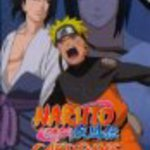 NARUTO - Naruto -! Fifth curtain-reunion Shippuden card game, Imawashiki Sharingan Edition - Booster Pack BOX